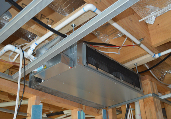 Aircon Installation for Builders